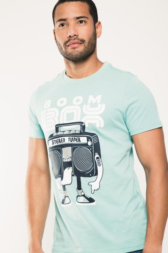 Basic Camiseta Koaj Drako 4g 1/17