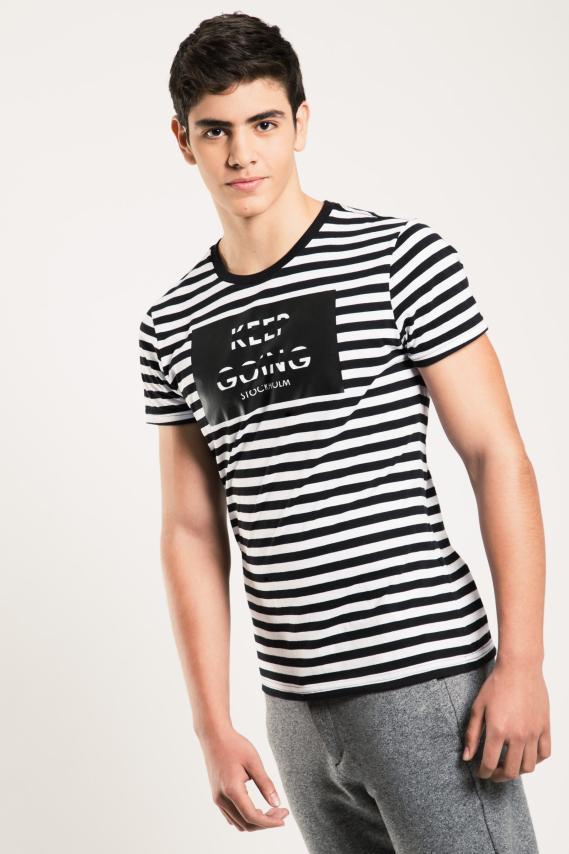 Jeanswear Camiseta Koaj Beck 1/17