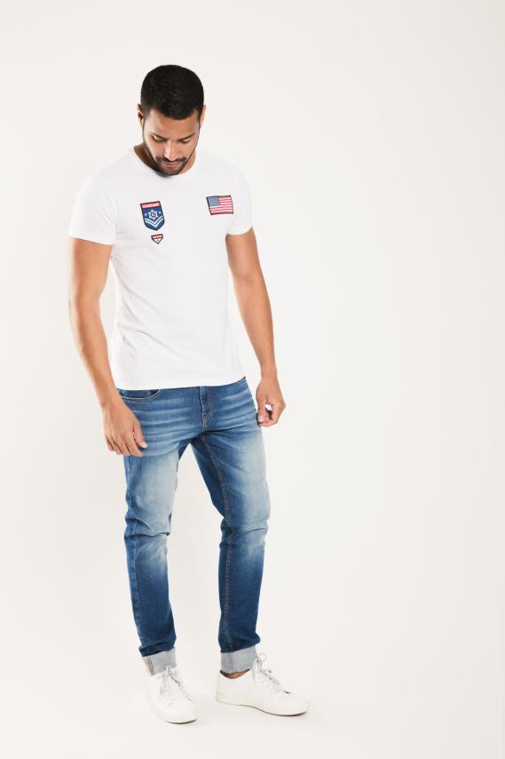Jeanswear Camiseta Koaj Boyld 1/17