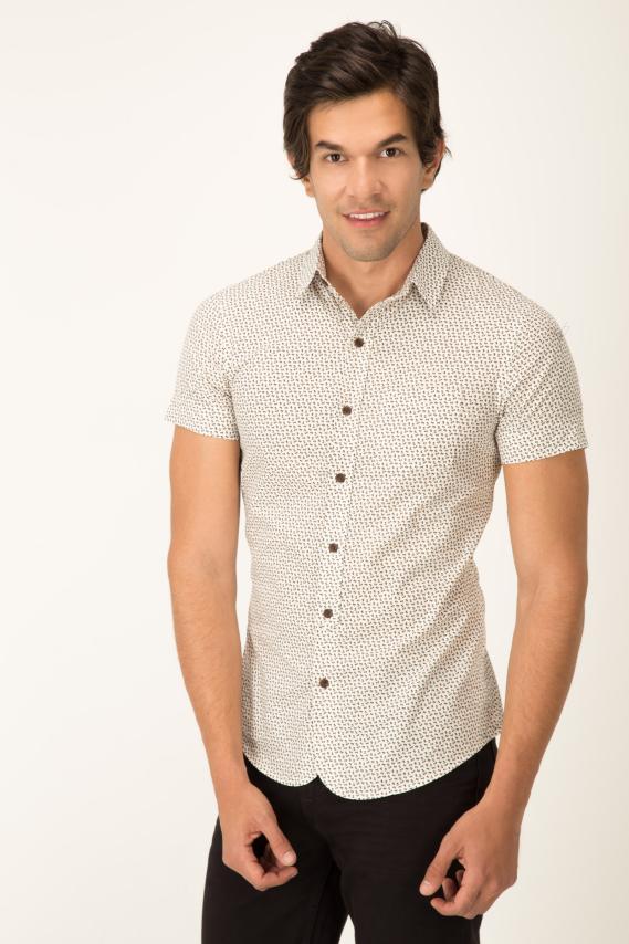 Trendy Camisa Koaj Fall Sport Collar M/c 2/16