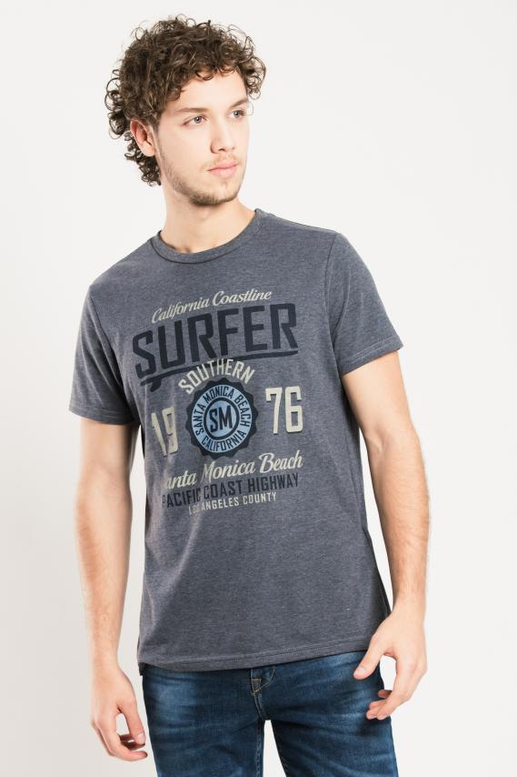 Basic Camiseta Koaj Drako 2n 2/17