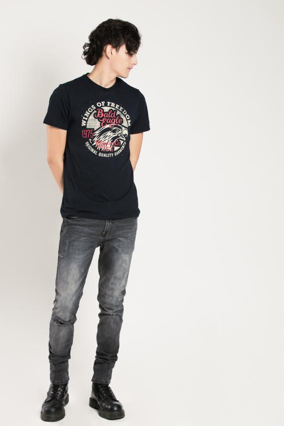 Basic Camiseta Koaj Drako 3f 2/17