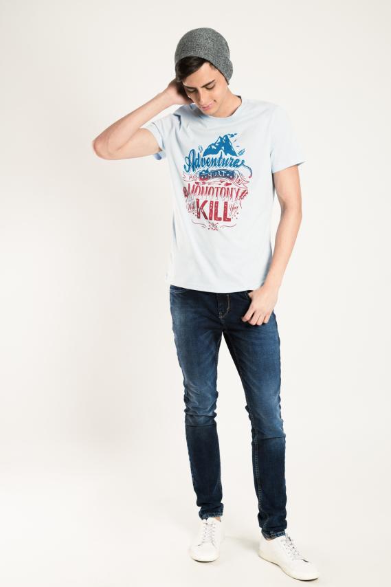 Basic Camiseta Koaj Drako 5g 2/17
