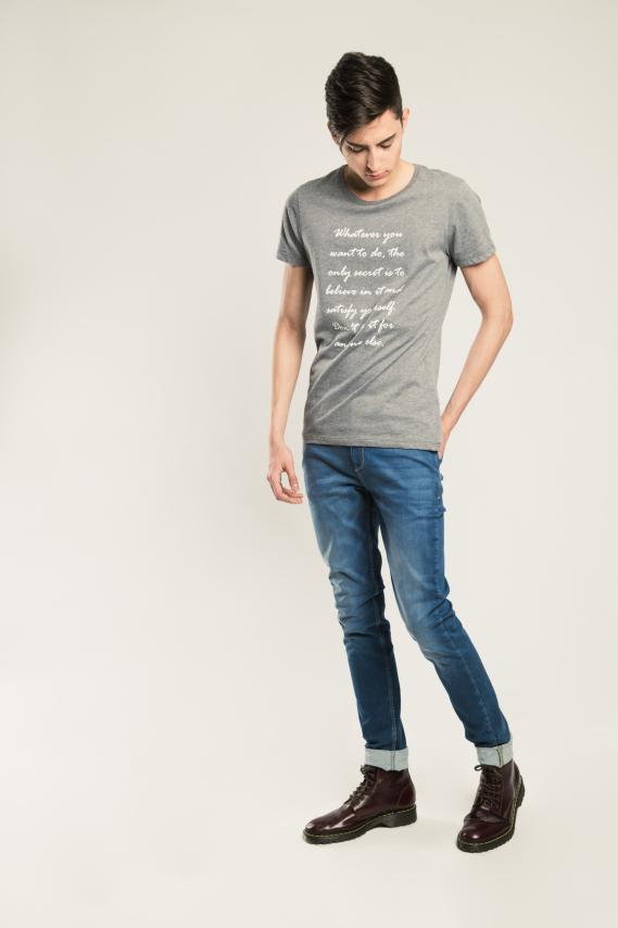 Jeanswear Camiseta Koaj Leguz 2/17