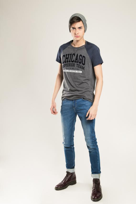 Jeanswear Camiseta Koaj Driven 1/17