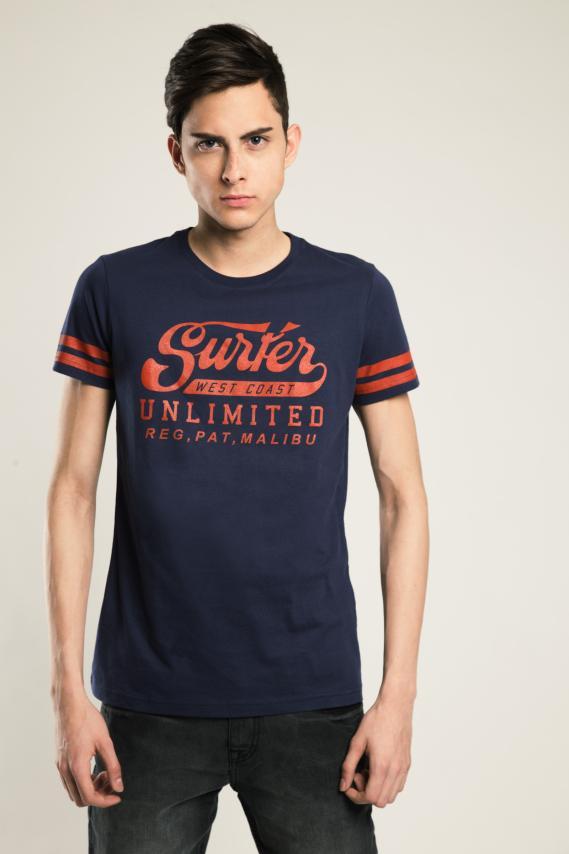 Jeanswear Camiseta Koaj Pinex 2/17