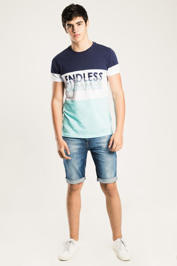 Jeanswear Camiseta Koaj Kafib 2/17