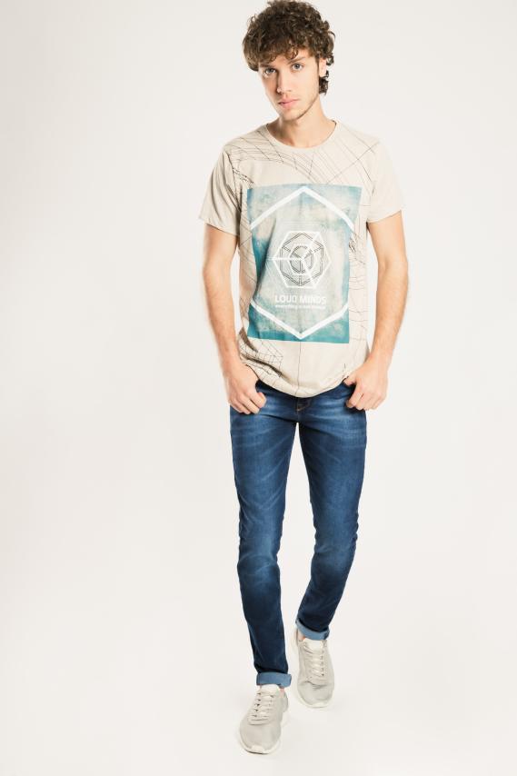 Jeanswear Camiseta Koaj Firent 2/17