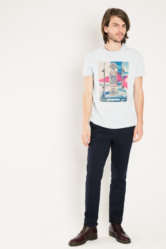 Basic Camiseta Koaj Drako 5j 2/17
