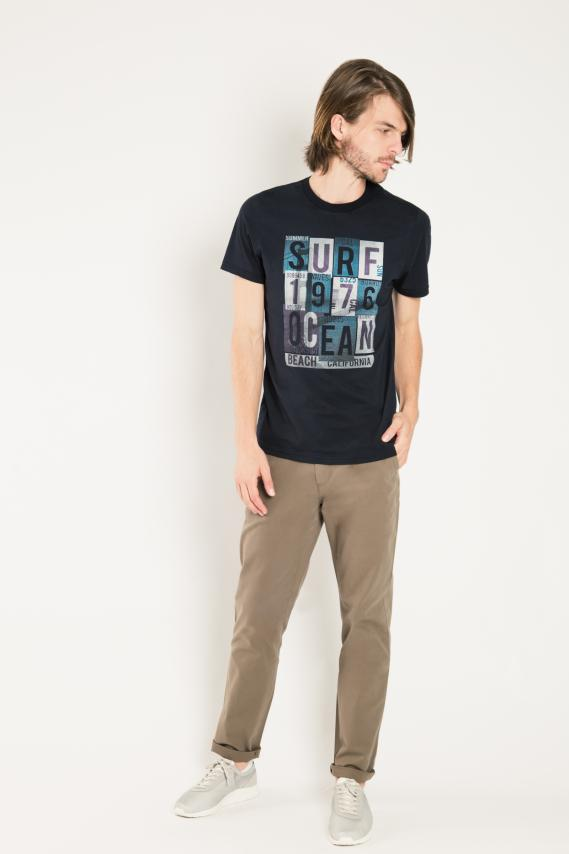 Basic Camiseta Koaj Drako 3n 2/17