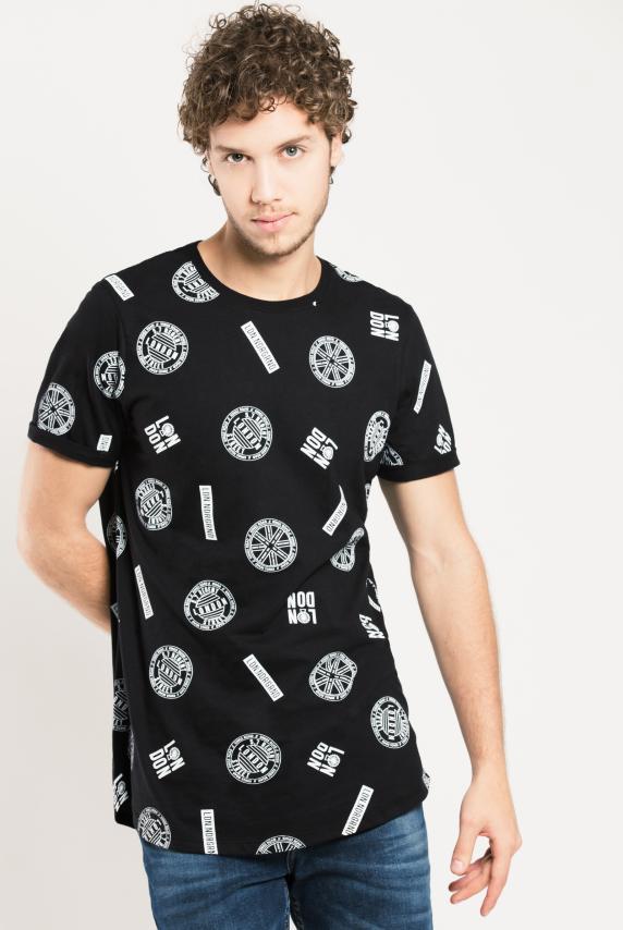 Jeanswear Camiseta Koaj Alixe 2/17