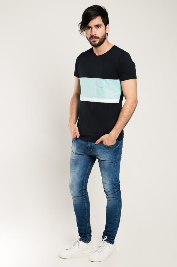 Jeanswear Camiseta Koaj Dracel 2/17