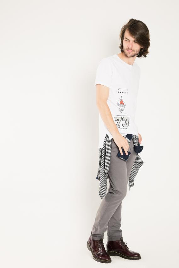 Jeanswear Camiseta Koaj Nevel 2/17