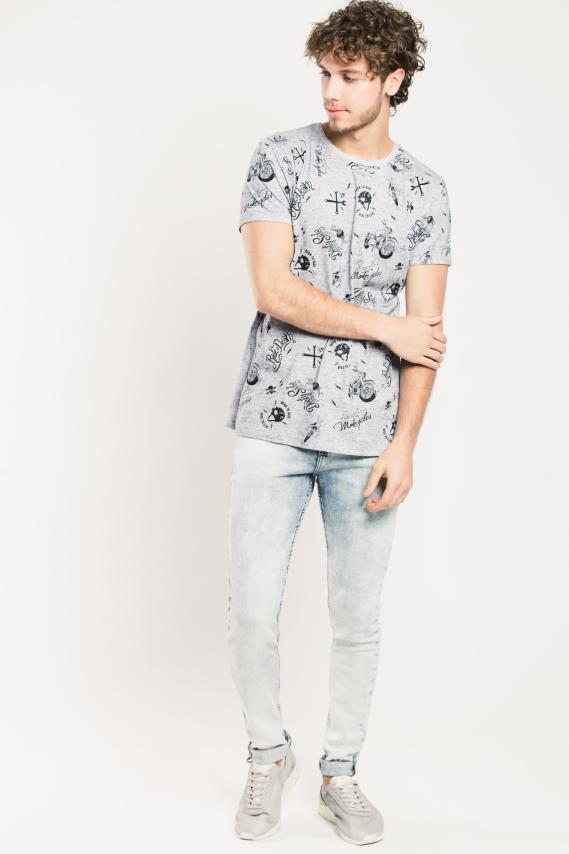 Jeanswear Camiseta Koaj Estok 2/17