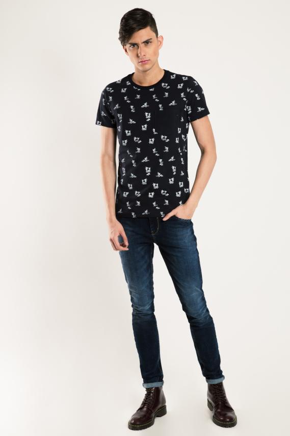 Jeanswear Camiseta Koaj Corak 2/17
