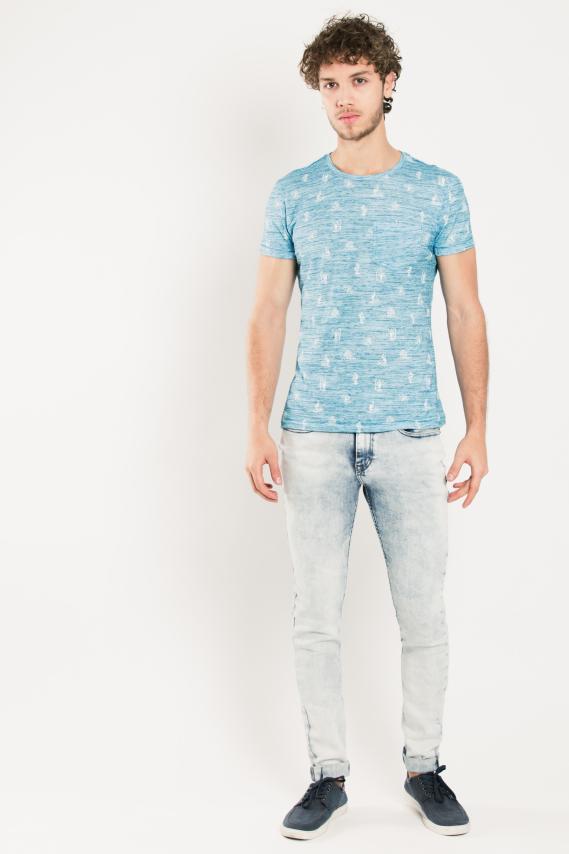 Jeanswear Camiseta Koaj Corak 1 2/17