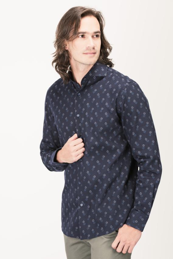 Glam Camisa Koaj Nicth Italian Neck M/l 3/16
