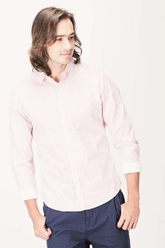 Glam Camisa Koaj Ricci C.c With Stays M/l 4/1