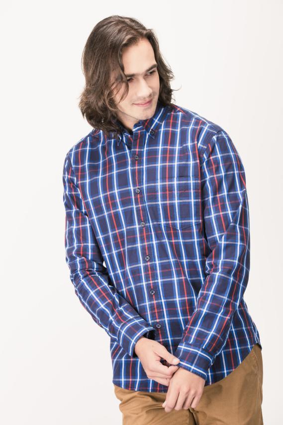 Glam Camisa Koaj Ermet C.c With Stays M/l 4/1