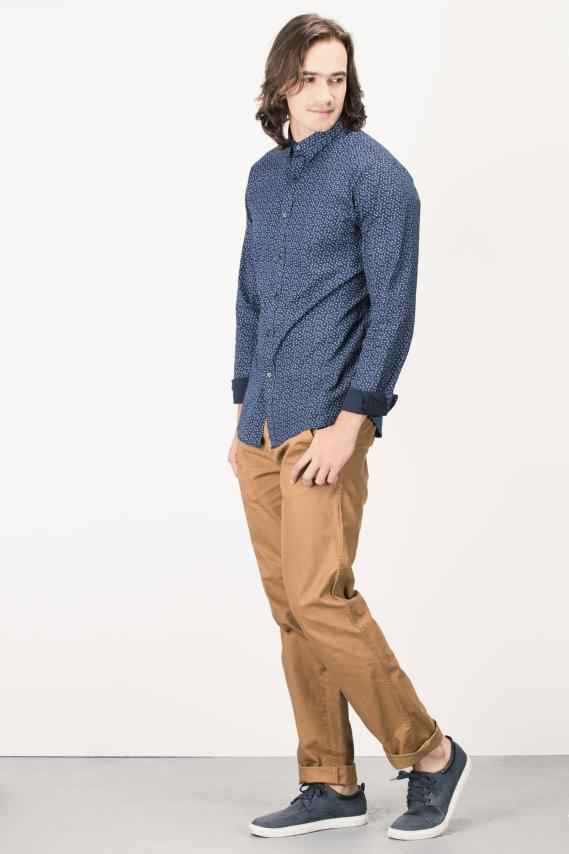 Trendy Camisa Koaj Delfit Sport Collar M/l 4/16