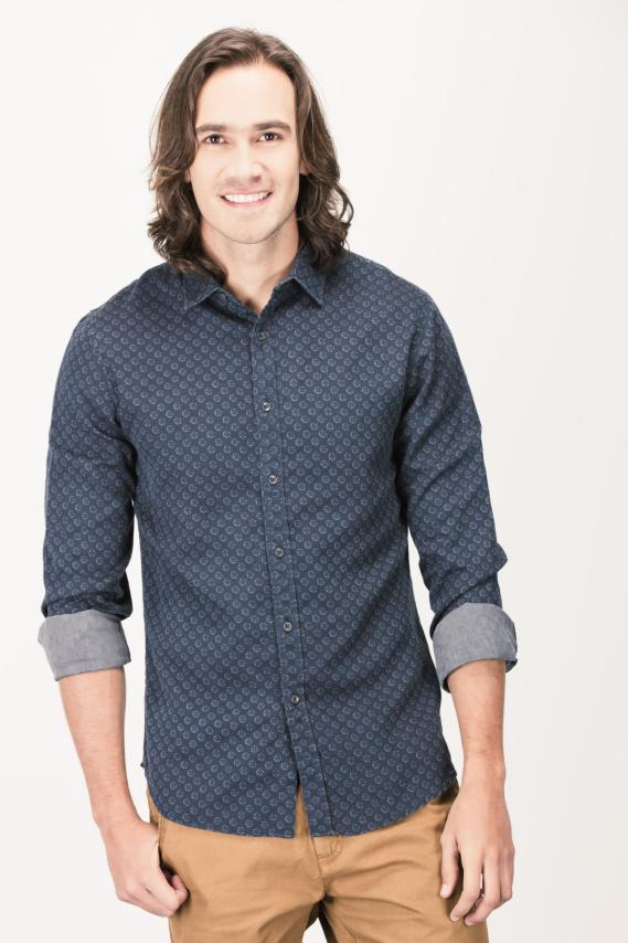 Glam Camisa Koaj Potery C.c With Stays Ml 4/1