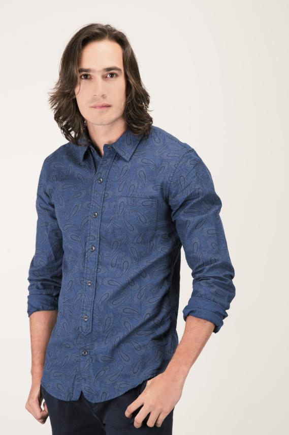 Jeanswear Camisa Koaj Mulberry Sport Collar 4/16