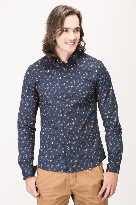 Glam Camisa Koaj Sonar C.c With Stays M/l 4/1