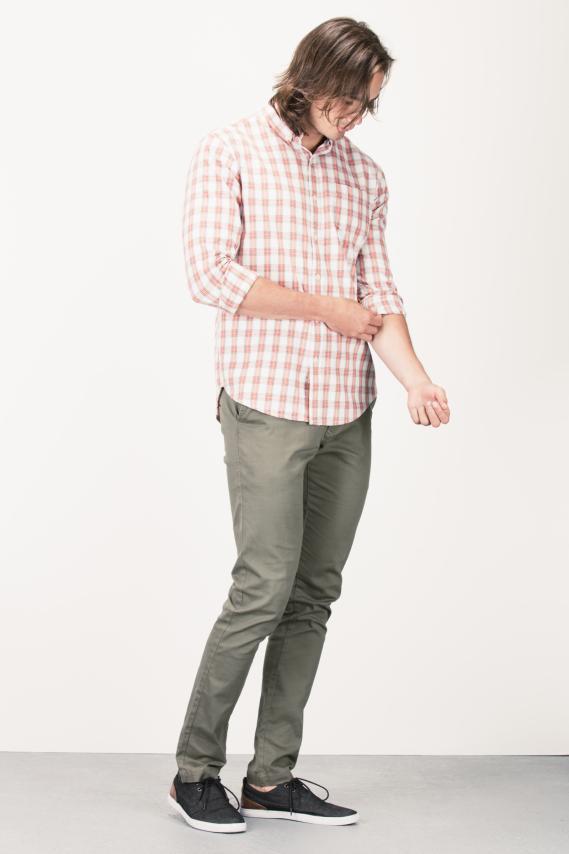 Basic Camisa Koaj Teigen Button Down M/l 4/16