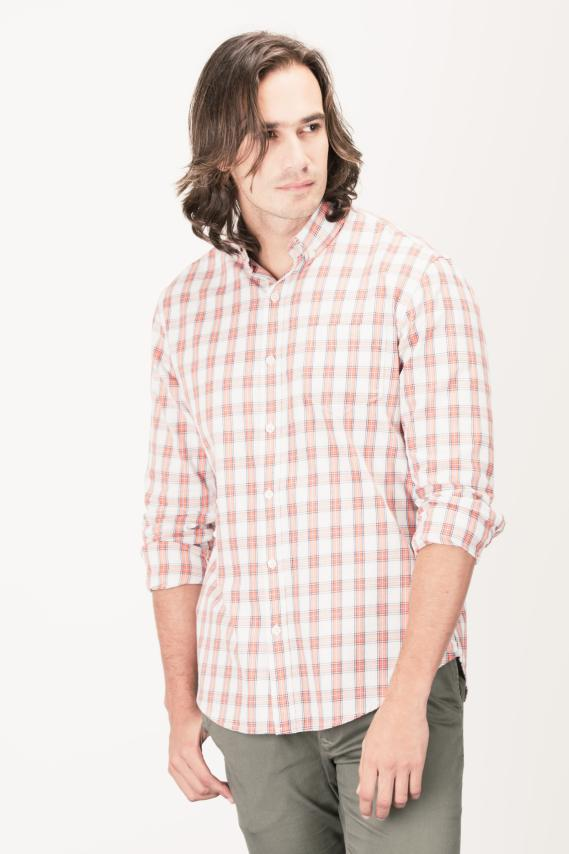 Basic Camisa Koaj Teigen Button Down M/l 4/16