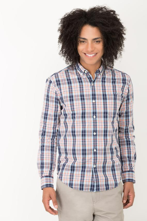 Basic Camisa Koaj Rotherdam Button Down 4/16