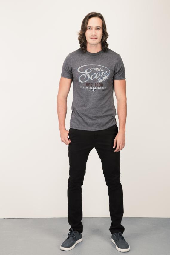 Basic Camiseta Koaj Elvin 2p 4/16