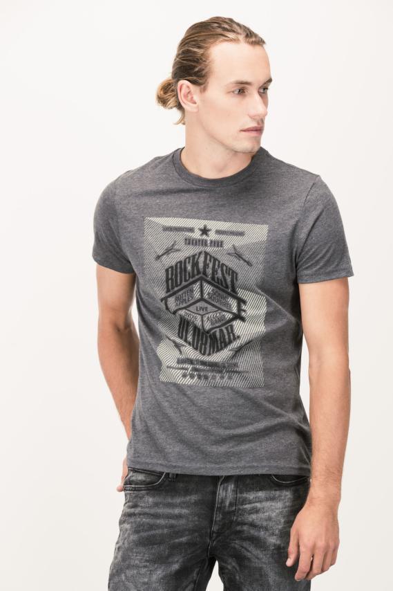 Basic Camiseta Koaj Elvin 2q 4/16