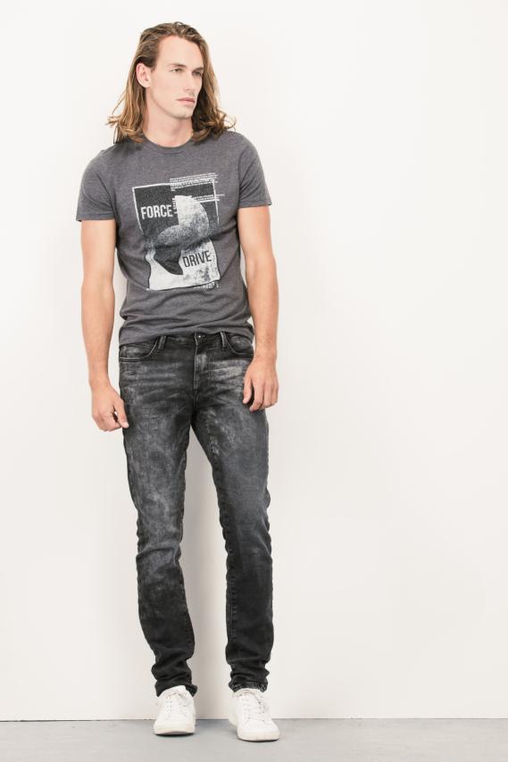 Basic Camiseta Koaj Elvin 2r 4/16