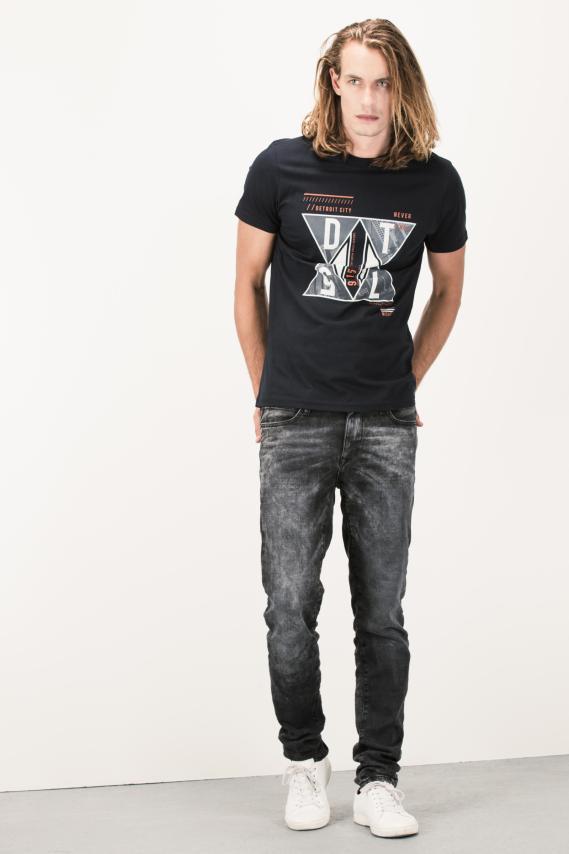 Basic Camiseta Koaj Elvin 3n 4/16
