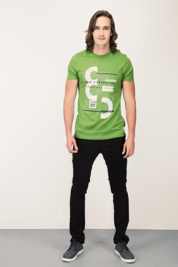Basic Camiseta Koaj Elvin 5f 4/16