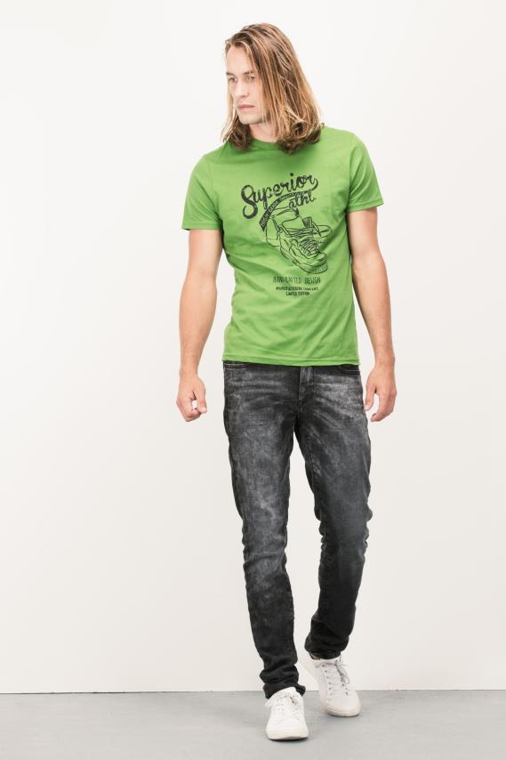 Basic Camiseta Koaj Elvin 5g 4/16