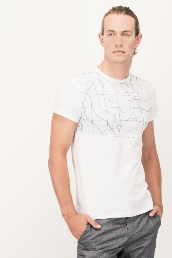 Glam Camiseta Koaj Time 4/16