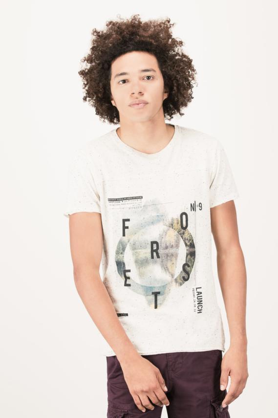 Chic Camiseta Koaj Harky 4/16
