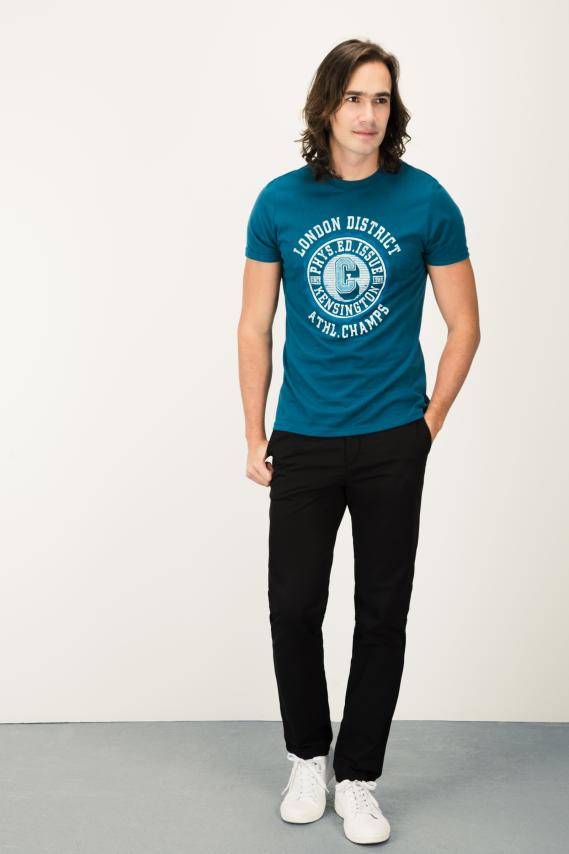 Basic Camiseta Koaj Elvin 6i 4/16