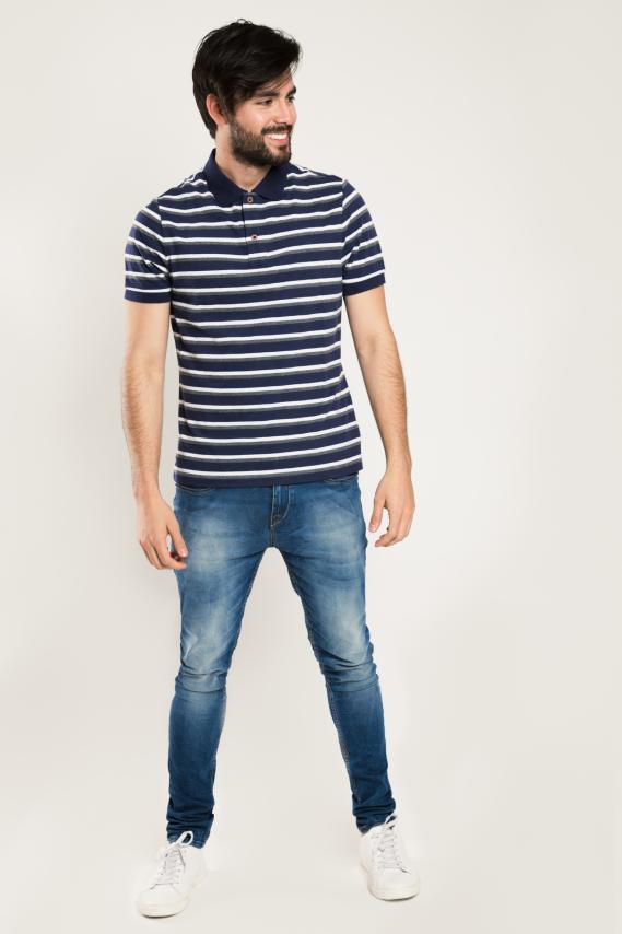 Basic Camisa Polo Koaj Surim 1/17