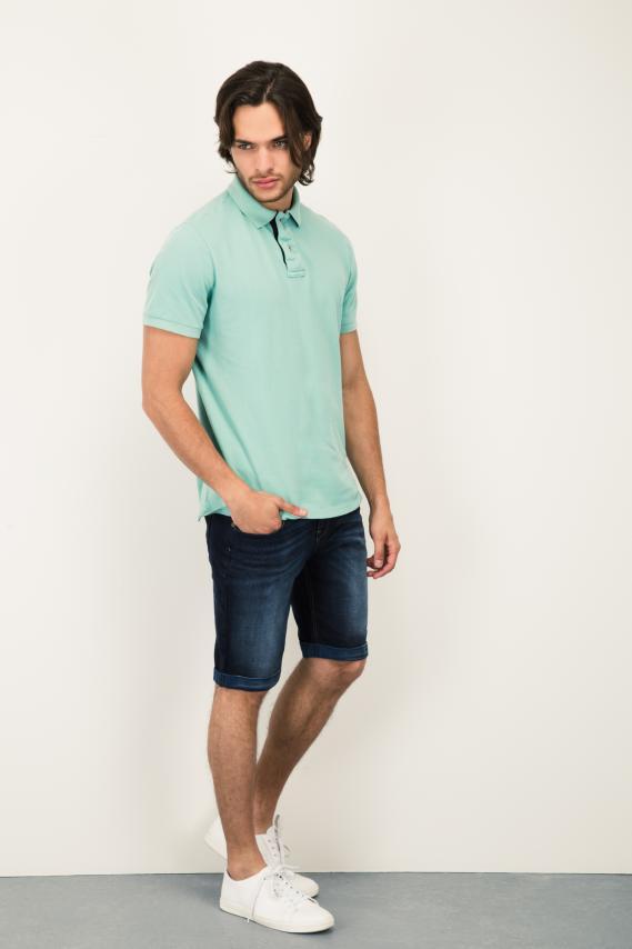 Basic Camisa Polo Koaj Ferit 1/17