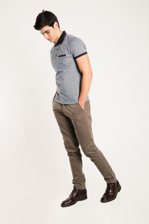 Jeanswear Camisa Polo Koaj Dogan 1/17