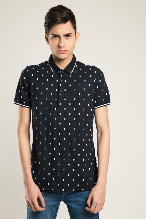 Jeanswear Camisa Polo Koaj Wongy 2/17
