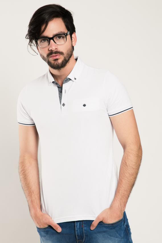 Chic Camisa Polo Koaj Reiss 2/17