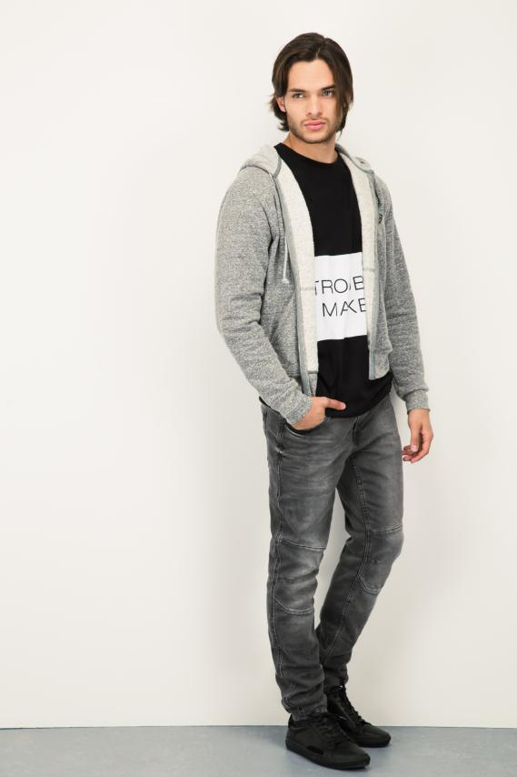 Jeanswear Cardigan Capota Koaj Rast 1/17