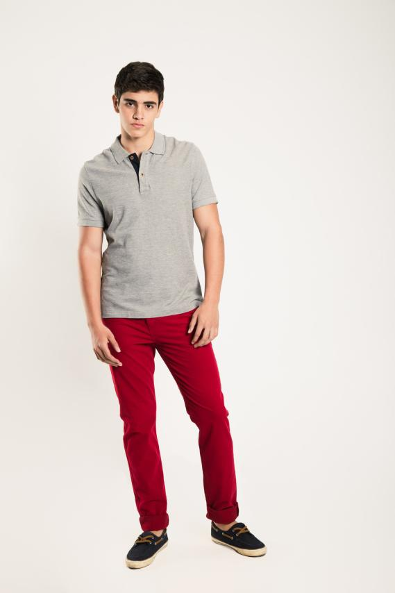 Basic Pantalon Koaj Slim Rigido Colors 5 1/17