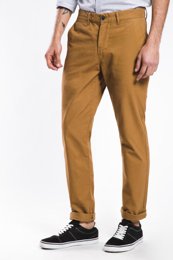 Basic Pantalon Koaj Chino Pretina Slim 3/17
