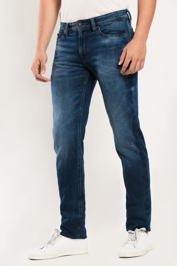 Jeanswear Pantalon Koaj Roll 33 Skinny 1/17