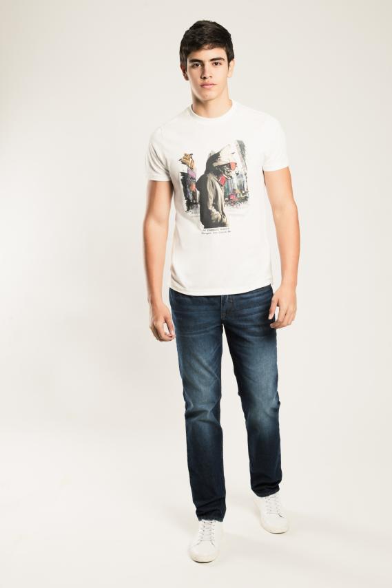 Basic Pantalon Koaj Slim 33 1/17