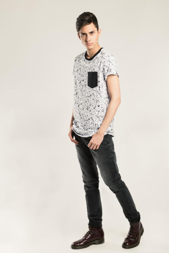 Jeanswear Pantalon Koaj Arze 1 Skinny 1/17